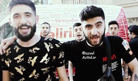 دانلود آهنگ رپ آذربایجانی جدید Dord2Sifir به نام Biz Gelirik